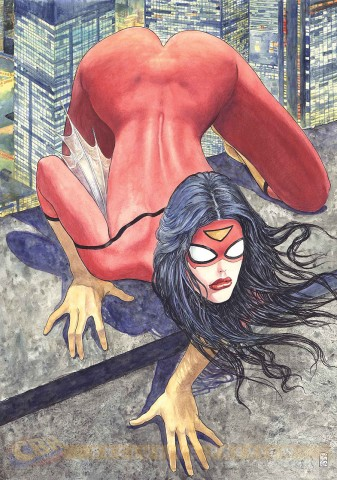 http://www.themarysue.com/marvel-spider-woman-variant-butt/2/